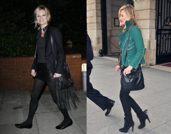 Kate Moss Style with  Bags Collection As Women Fashion