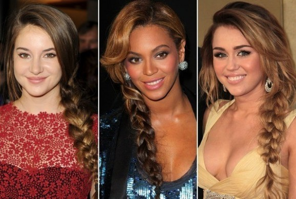 The Best Braided Hairstyles of Celebrity Hair as Formal Hair Ideas for Women