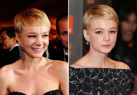 Simple Hair: Boy Cut Hairstyles of Celebrity Haircuts as Women Hair Ideas