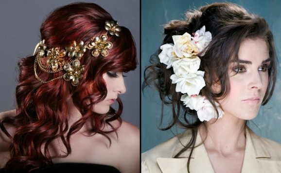 Party Hairstyles by Hairdresser as Fashionable Hair for Women
