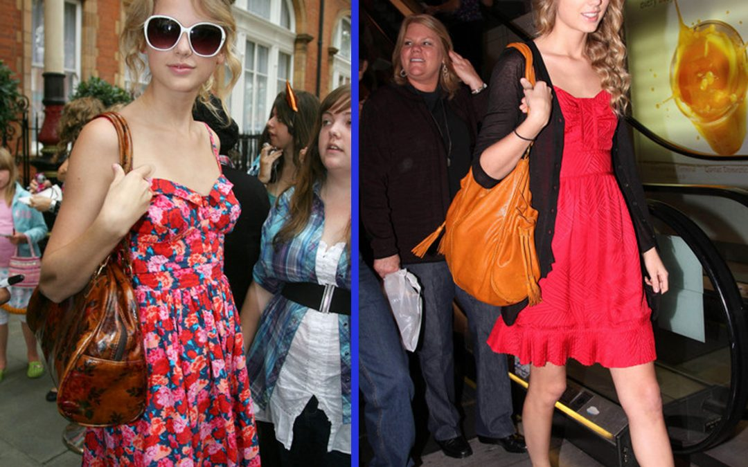 Taylor Swift Collection of Fashion Handbags for Women – Celebrity Style