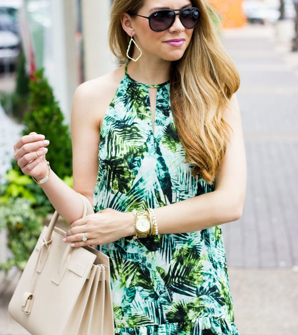 Pretty in Prints: Pick a Floral Dress for Spring & Summer Style