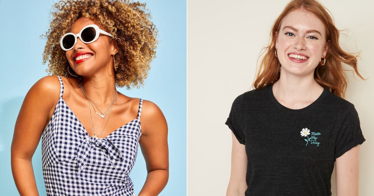 Old Navy Has Over 700 Tops, but These Are the Most Flattering — Hands Down