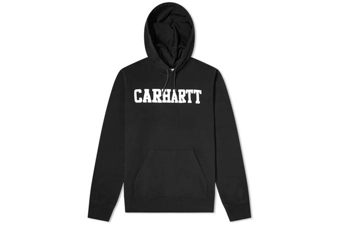 CARHARTT WIP HOODED COLLEGE SWEAT