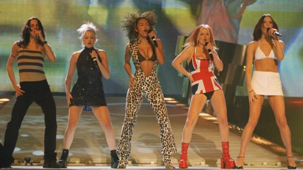 The Spice Girls have remained loved and discussed even in the 23rd year of their career. Photograph: Dave Benett/Getty Images