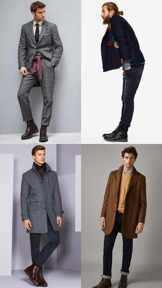 how to wear brogue boots