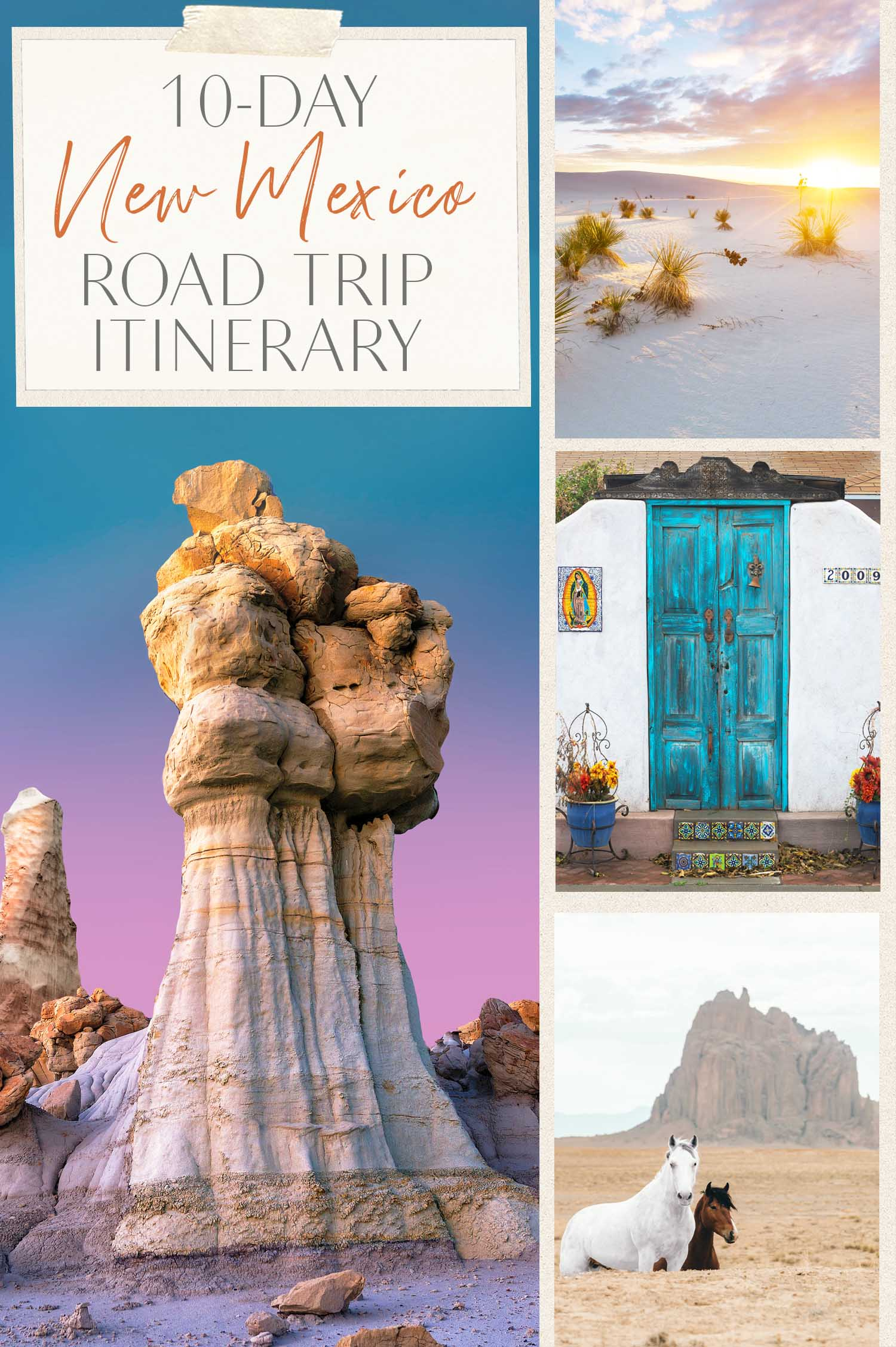 New Mexico Road Trip Itinerary