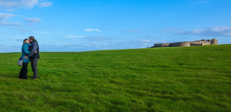 things to do in northern ireland for couples | mussenden temple