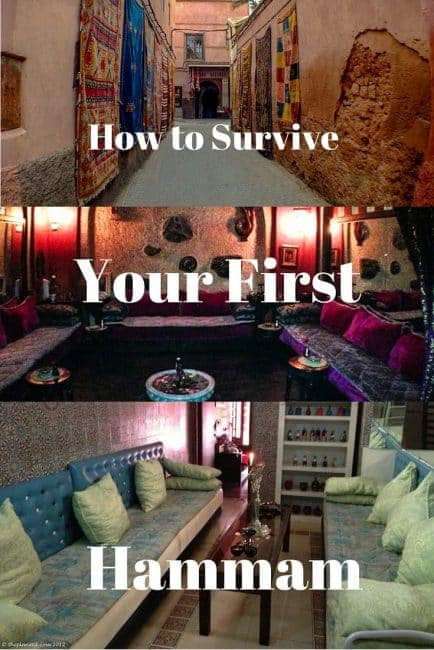 How to Survive Your First Hammam