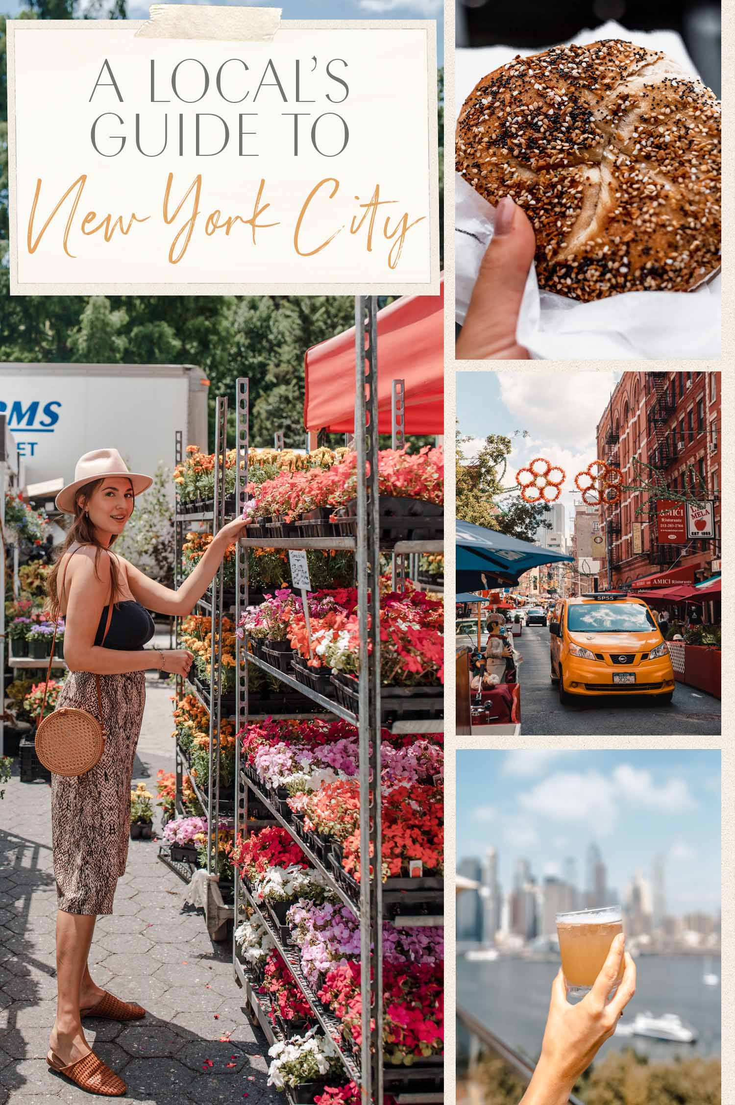 Locals Guide to New York City