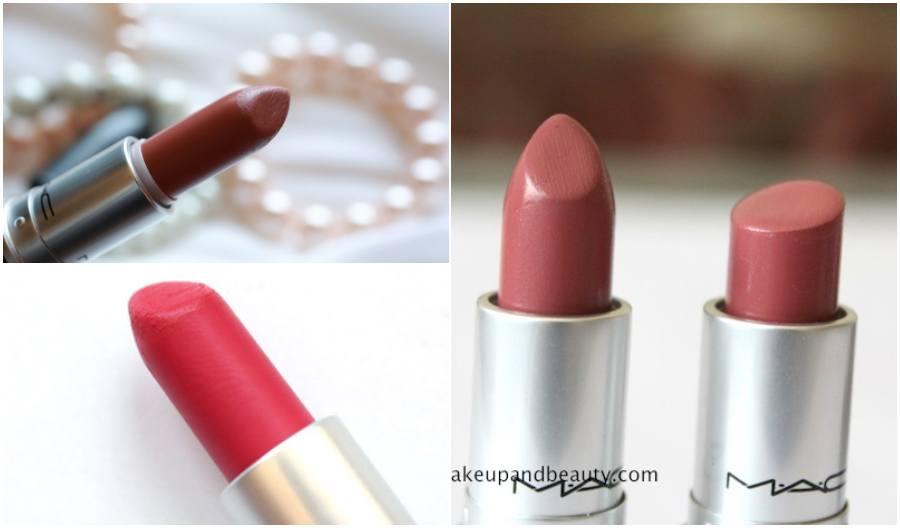 12 Popular MAC Lipsticks for Dusky Skin