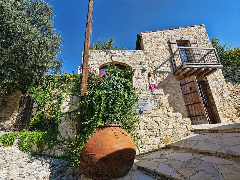 Apokryfou, Lofou, Cyprus - a charming boutique hotel