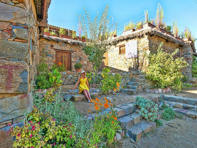The Rural Village Museum in Troodos Mountains, Cyprus