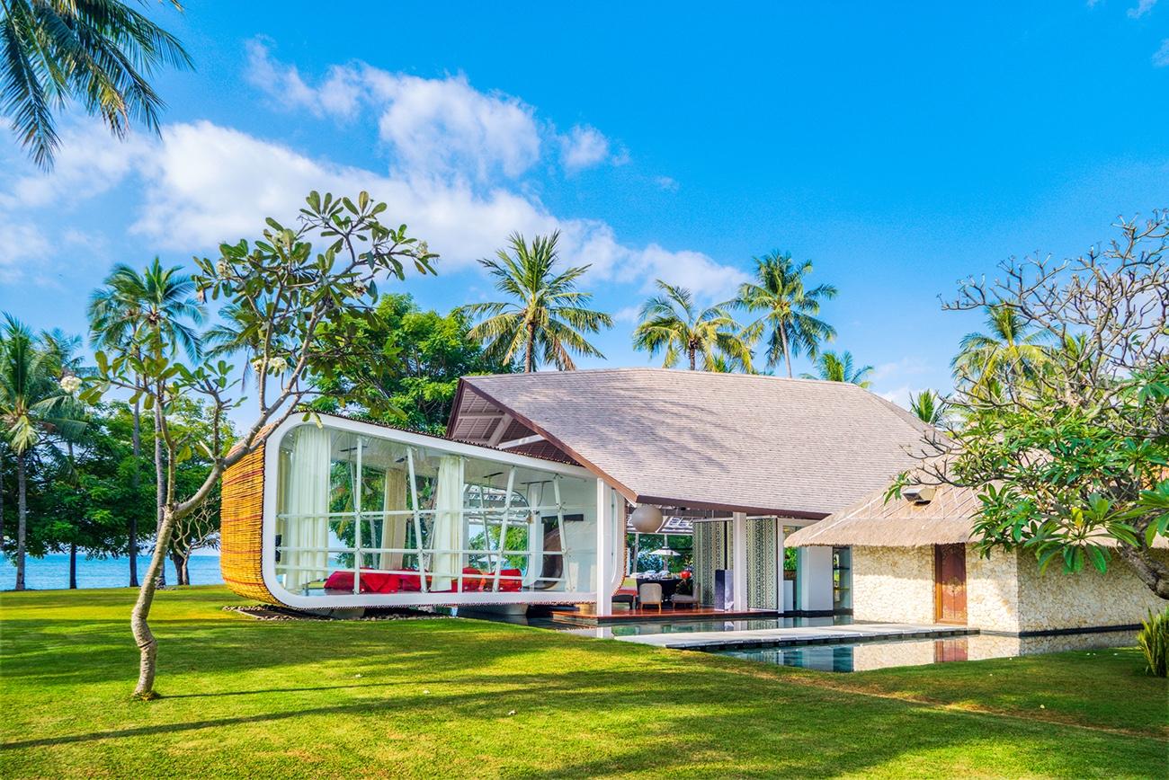 Travel to Villa Sapi – Lombok, Indonesia
