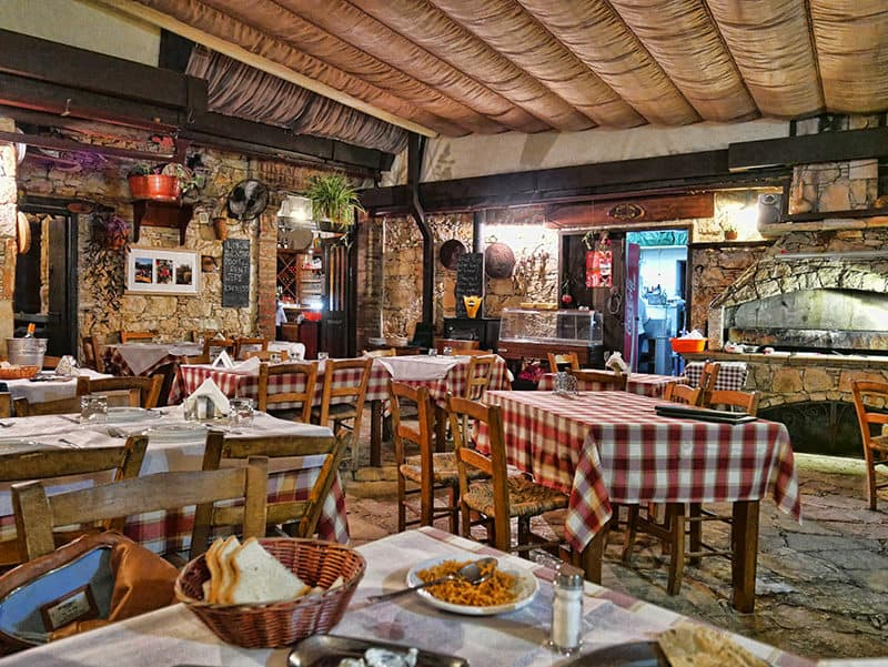Lofou Taverna, Cyprus