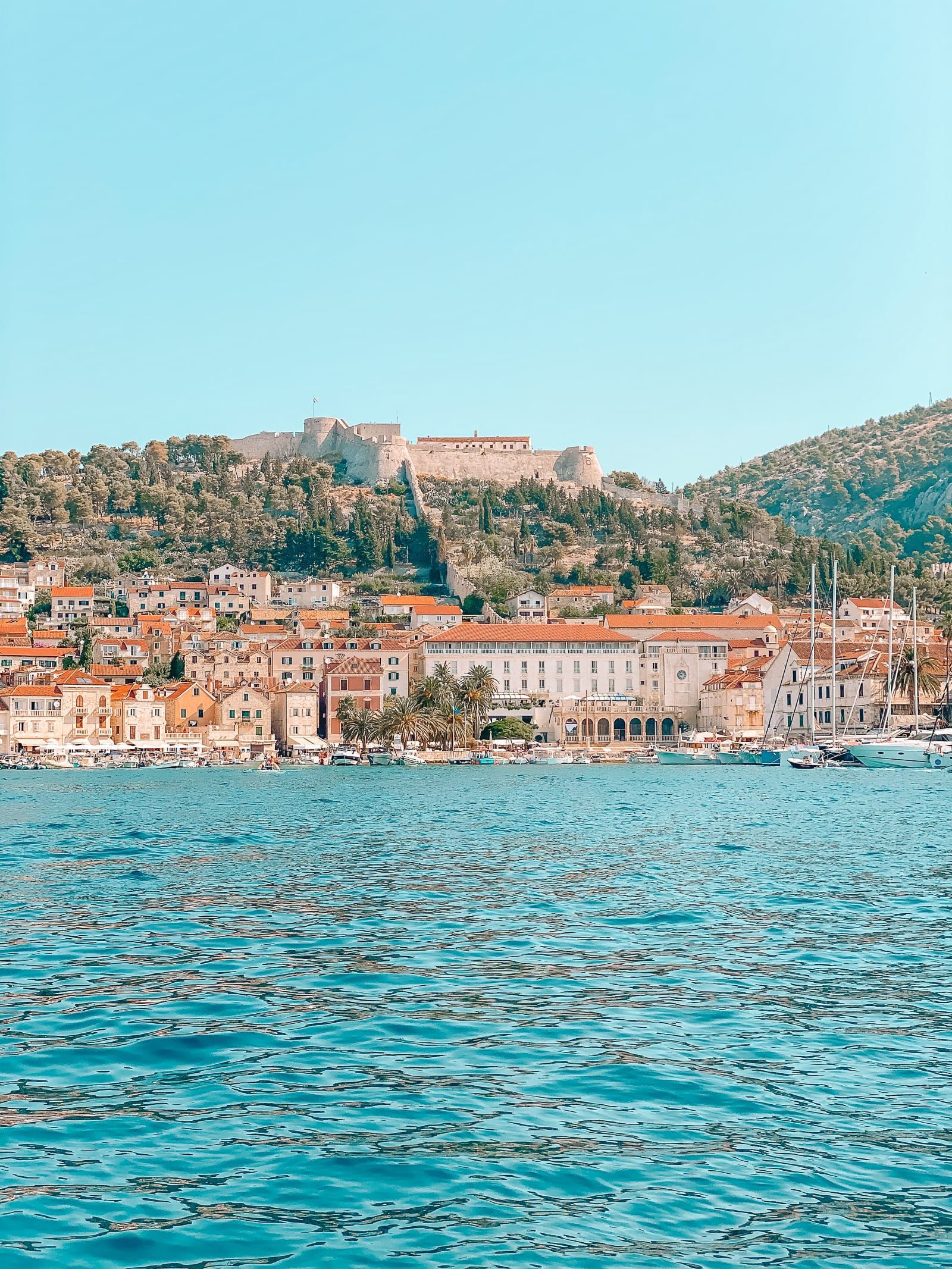 Island Hopping In Croatia – Hand Luggage Only
