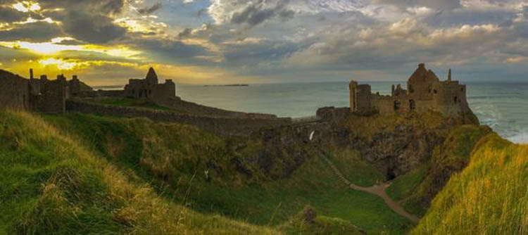 what to do in northern ireland | dunluce castle