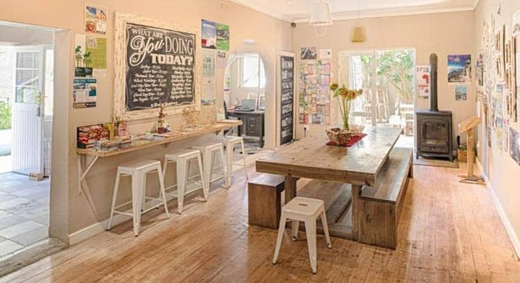 where to stay in cape town | BIG Backpackers