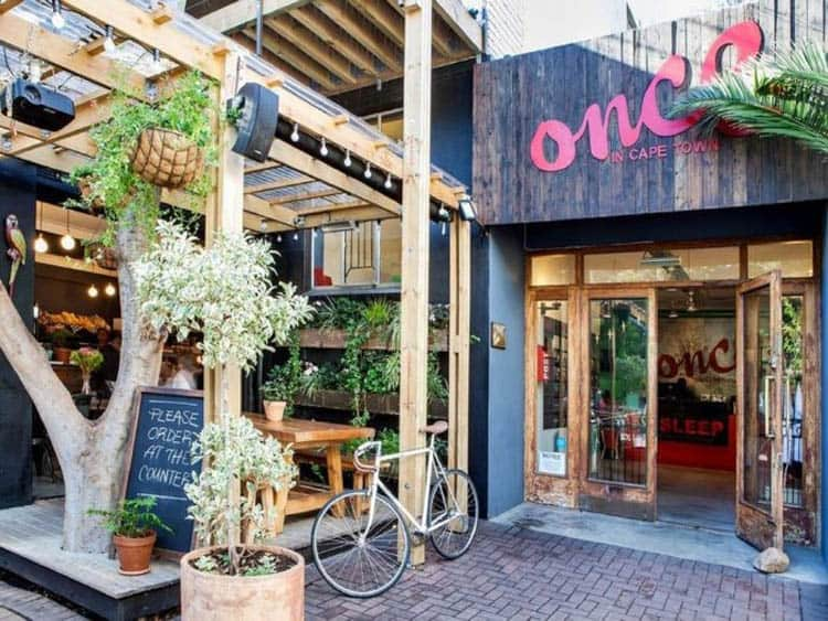 cape town accommodation | once