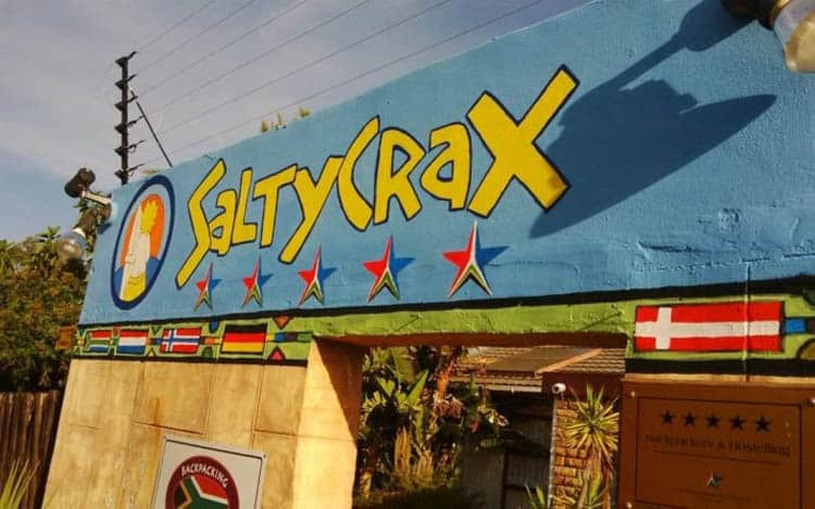 hotels in cape town | salty crax