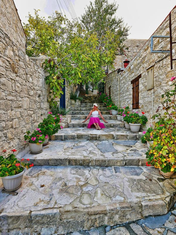 Lofou and Troodos Mountains - exploring the best of rural Cyprus