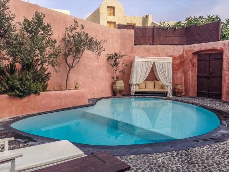 santorini cave hotel | things to do