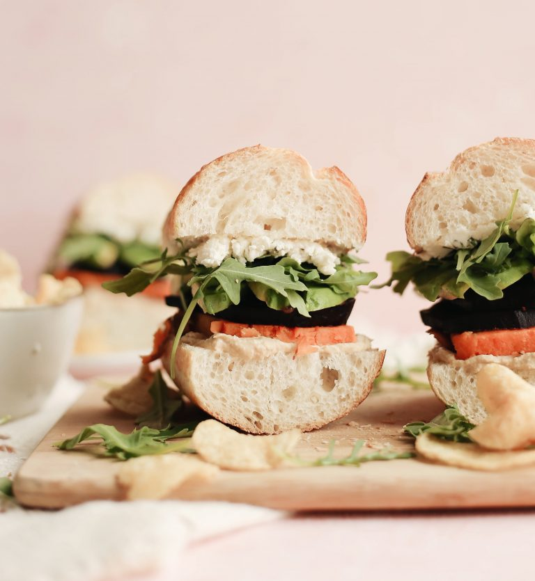 The Only Veggie Sandwich You Need to Make This Season