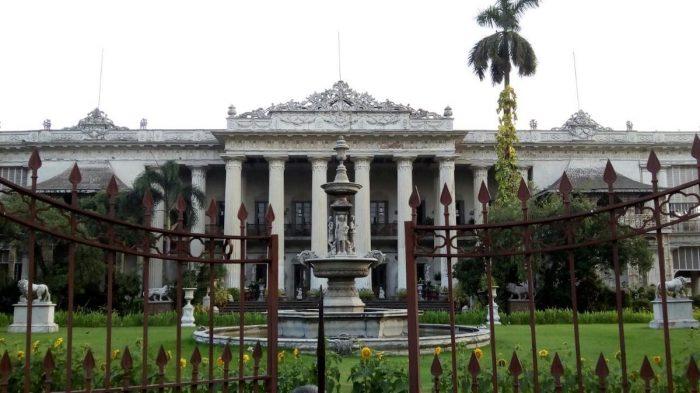 Marble Palace is a palatial nineteenth-century mansion in North Kolkata by Souvik pal via Wikipedia CC