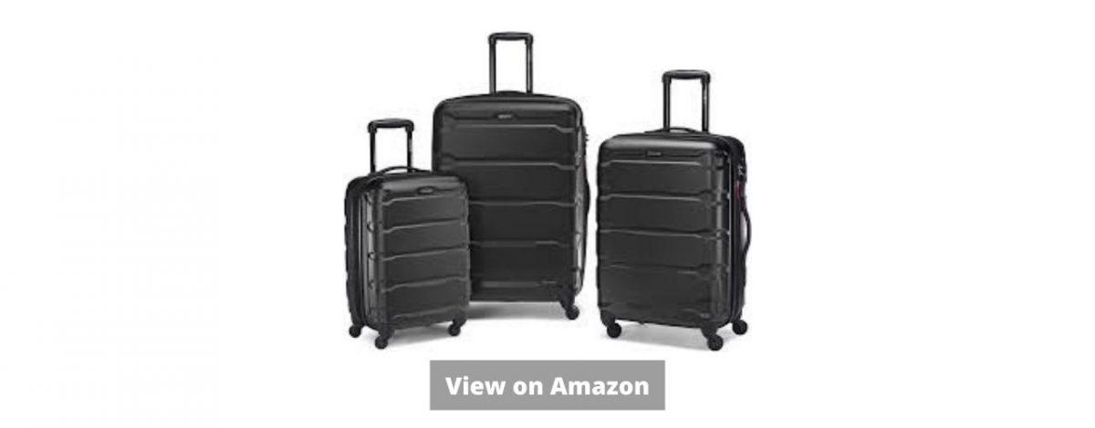 Samsonite Luggage Set Amazon