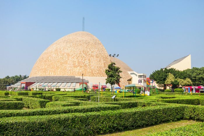 Science City, Kolkata phoot via Depositphotos