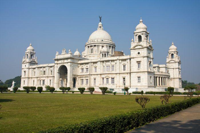 Victoria Memorial - Kolkata ( Calcutta ) via Depositphotos