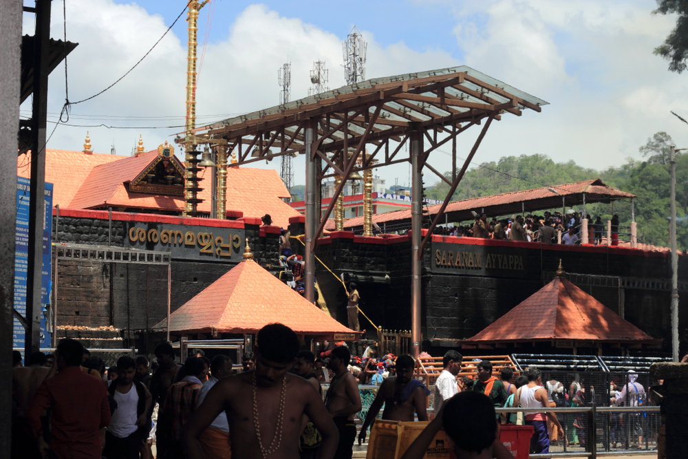 Sabarimala Temple to be opened to devotees