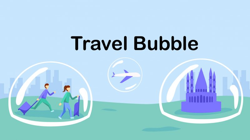 International Travel Bubbles likely to continue till March-April