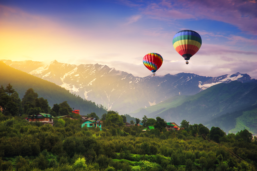 Domestic destinations which you can travel