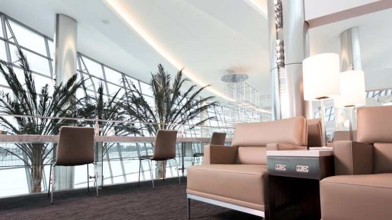 THE MOST LUXURIOUS AIRPORT LOUNGES
