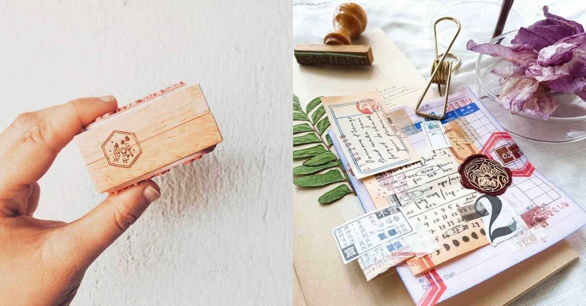 This M'sian Earns A Dwelling From Handmaking Stamps To Provide The Rising Demand For Them